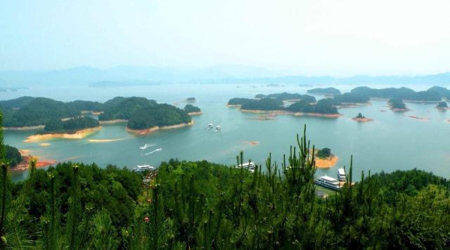 بحيرة كيندو Qiandao-lake-9[2%5